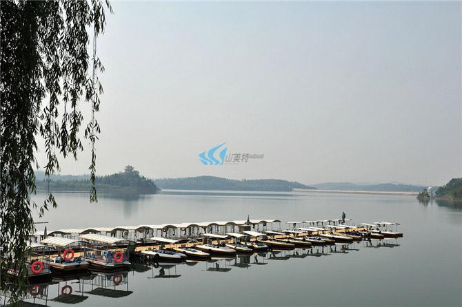 成都拓展基地之仙海湖