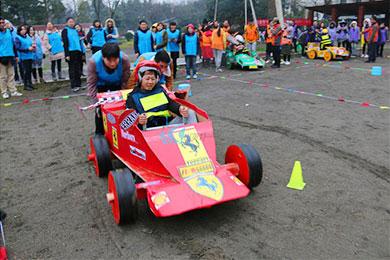 【急速前进】F-1方程式赛车模拟锦标赛