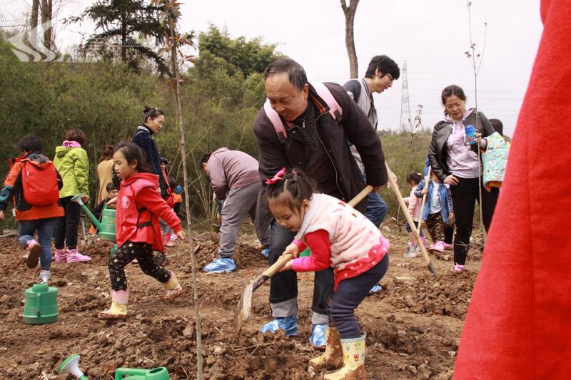 合景泰富& 加州阳光幼儿园春游活动
