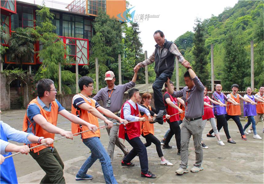 新员工融入困难,北京拓展培训帮您解决!
