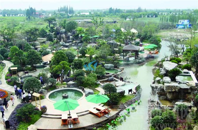 杭州基地之云澜湾温泉小镇