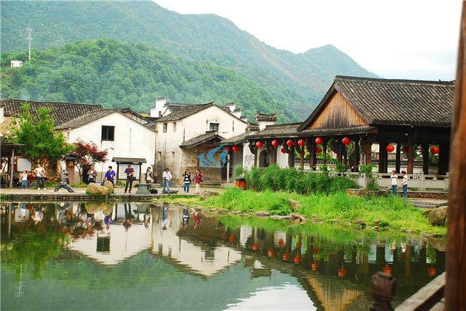 杭州拓展培训基地之龙门古镇