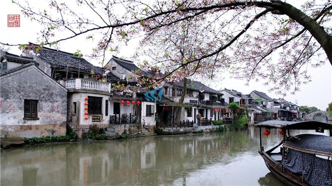 杭州拓展培训基地之西塘古镇