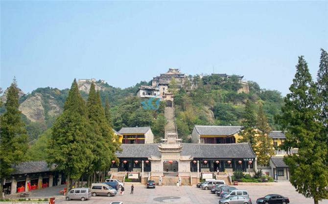 武汉基地之木兰山