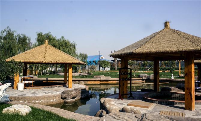 天津拓展培训基地之龙达温泉生态城