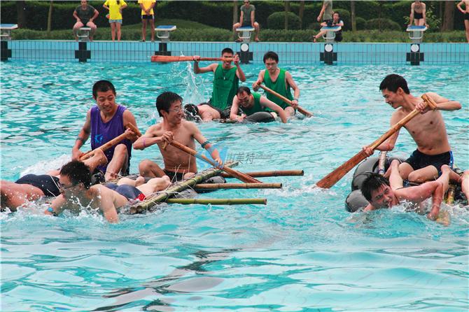 北京有哪些好玩的水上拓展训练项目?